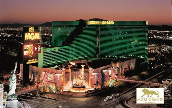 MGMグランド・ラスベガス ホテル...